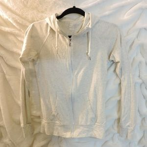 NIKE Lightweight Long Sleeve Zip Up Hoodie
